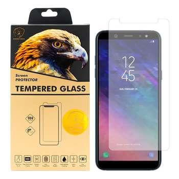 محافظ صفحه نمایش گلدن ایگل مدل GLC-X1 مناسب برای گوشی موبایل سامسونگ Galaxy A6 2018