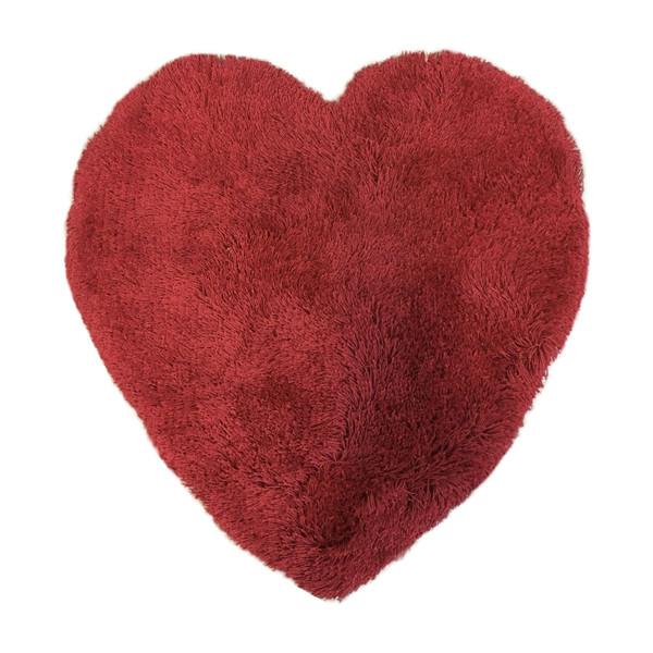 پادری فرش مریم طرح قلب مدل H70
