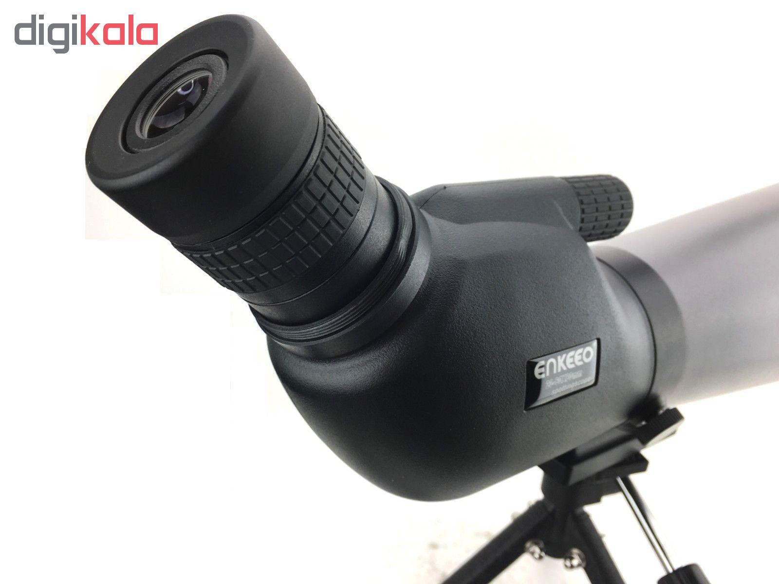 دوربین تک چشمی انکیو مدل 20-80X60