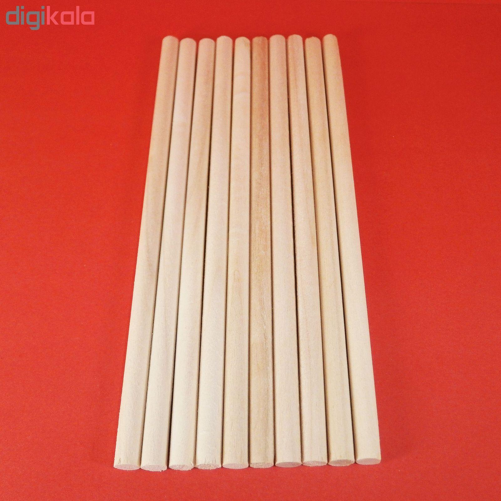 چوب بستنی  آرنگ مدل GRD1406_80 بسته 80 عددی main 1 3