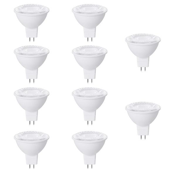 لامپ هالوژن 7 وات مدل FRQ پایه GU5.3 بسته 10 عددی