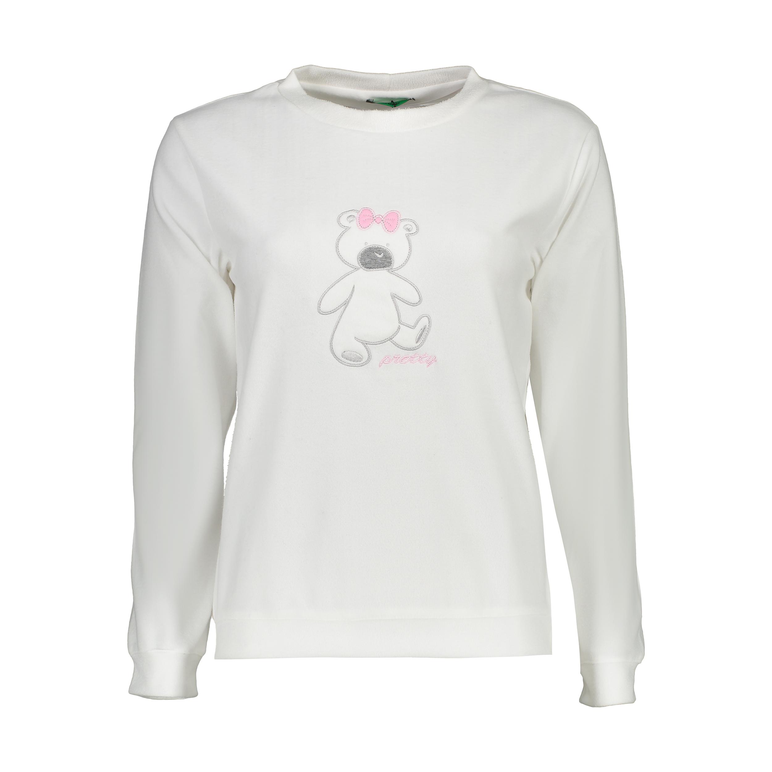 تی شرت راحتی زنانه آر ان اس مدل 1104016-01