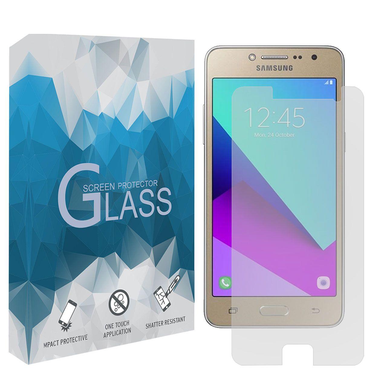 محافظ صفحه نمایش مدل TGSP مناسب برای گوشی موبایل سامسونگ Galaxy J2 Prime / Grand Prime Plus