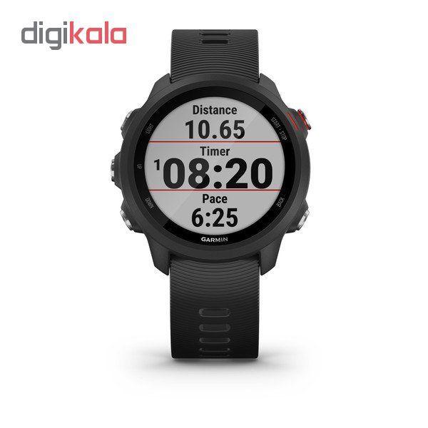 ساعت هوشمند گارمین مدل forerunner 245 music main 1 6