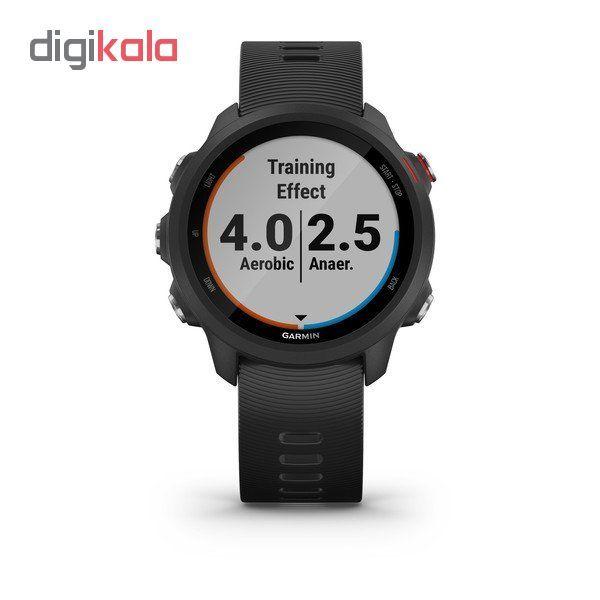 ساعت هوشمند گارمین مدل forerunner 245 music main 1 7