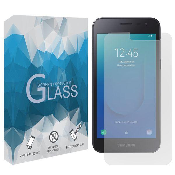 محافظ صفحه نمایش مدل TGSP مناسب برای گوشی موبایل سامسونگ Galaxy J2 Core
