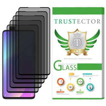 محافظ صفحه نمایش حریم شخصی تراستکتور مدل PSP مناسب برای گوشی موبایل شیائومی Redmi K20 / Redmi K20 Pro بسته 5 عددی