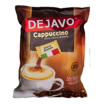 کاپوچینو دژاوو مدل Italian moment بسته 20 عددی