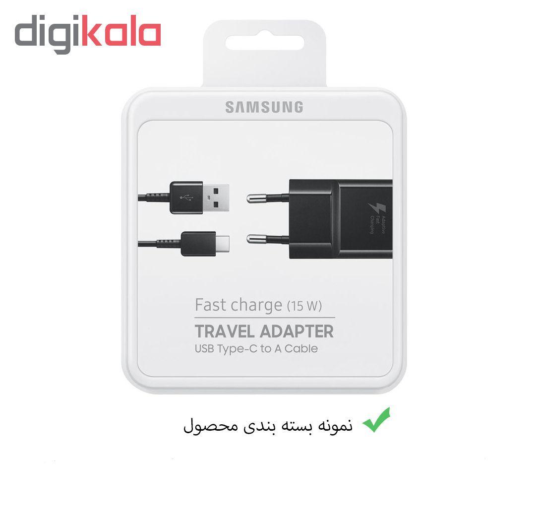 شارژر دیواری مدل EP-TA20EWE به همراه کابل تبدیل USB-C main 1 7