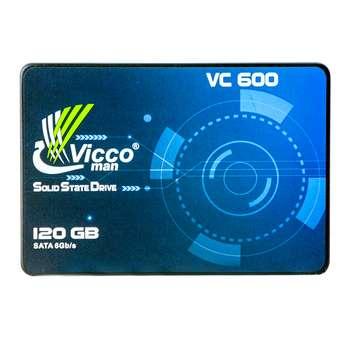 اس اس دی اینترنال ویکومن مدل VC600 ظرفیت 120 گیگابایت