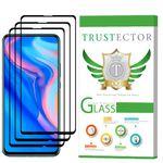 محافظ صفحه نمایش تراستکتور مدل GSS مناسب برای گوشی موبایل هوآوی Y9 Prime 2019 بسته 3 عددی thumb
