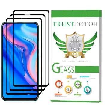محافظ صفحه نمایش تراستکتور مدل GSS مناسب برای گوشی موبایل هوآوی Y9 Prime 2019 بسته 3 عددی