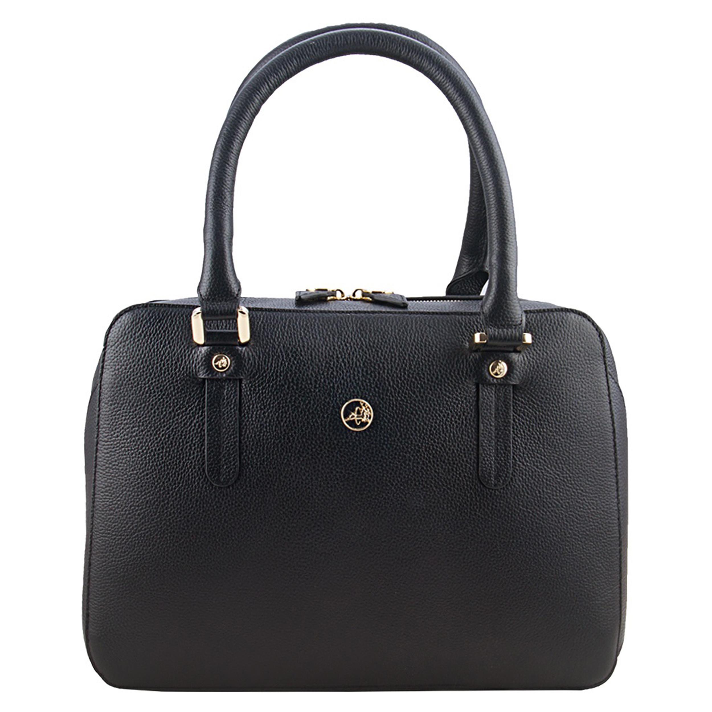 کیف دستی زنانه مارال چرم مدل نیکول