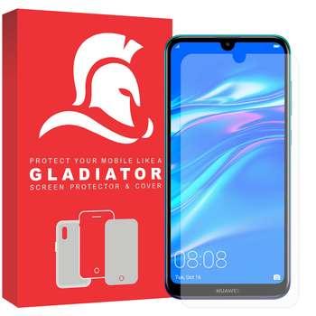محافظ صفحه نمایش گلادیاتور مدل GLH1000 مناسب برای گوشی موبایل هوآوی Y7 Pro 2019