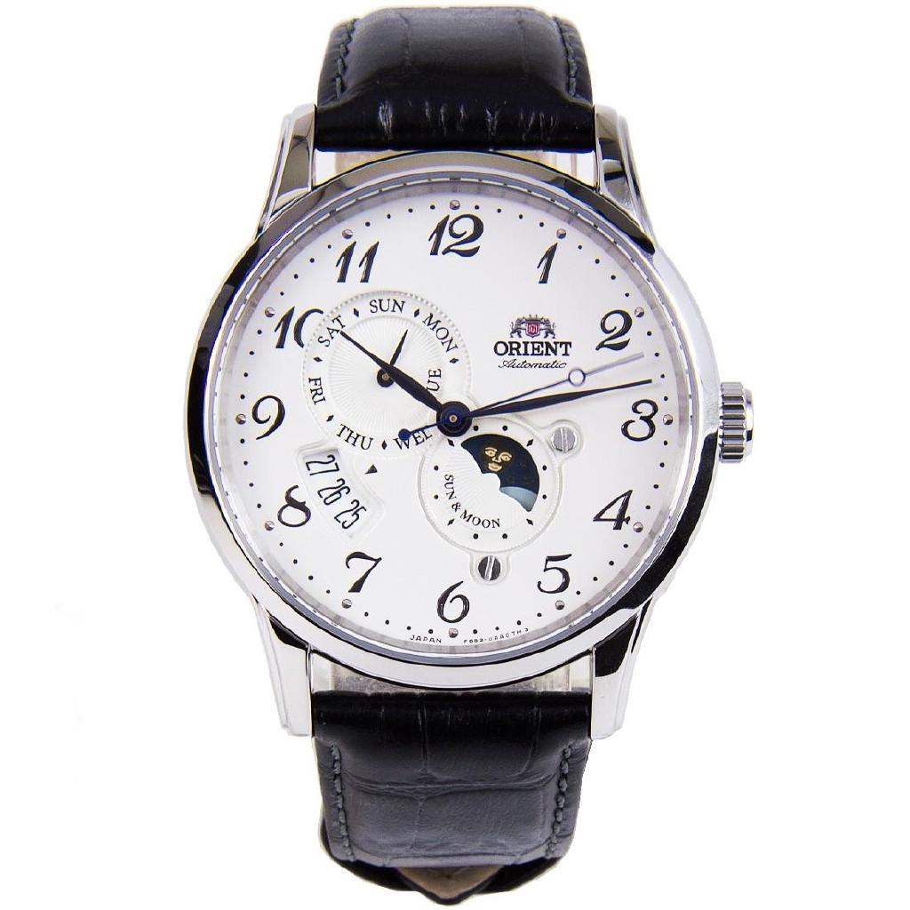 ساعت مچی عقربه ای مردانه اورینت  کد   RA-AK0003S00C