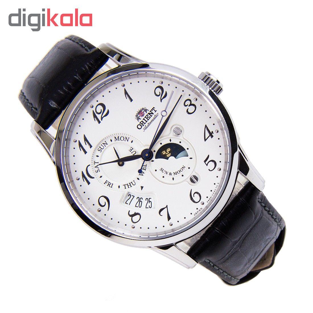 کد تخفیف                                      ساعت مچی عقربه ای مردانه اورینت  کد   RA-AK0003S00C