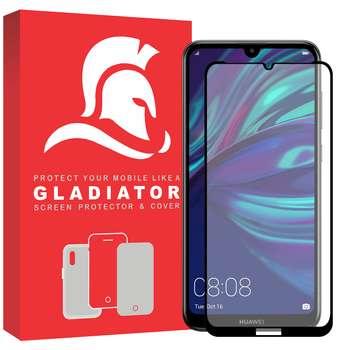 محافظ صفحه نمایش گلادیاتور مدل GPH1000 مناسب برای گوشی موبایل هوآوی Y7 Pro 2019