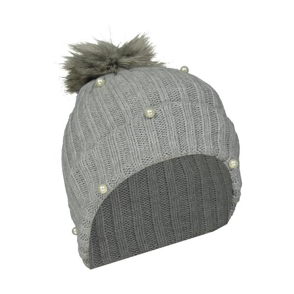 کلاه زنانه کالینز مدل CL1036881-GREY MELANGE