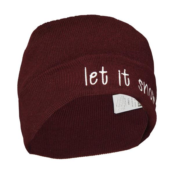 کلاه زنانه کالینز مدل CL1030503-BURGUNDY