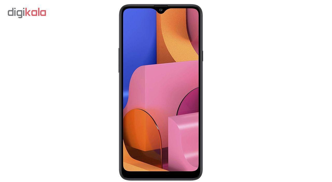 گوشی موبایل سامسونگ مدل Galaxy A20s SM-A207F/DS دو سیم کارت ظرفیت 32 گیگابایت main 1 1