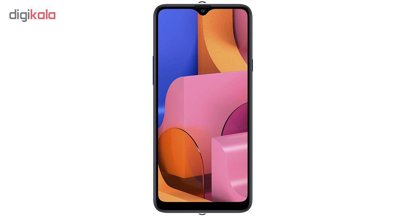 گوشی موبایل سامسونگ مدل Galaxy A20s SM-A207F/DS دو سیم کارت ظرفیت 32 گیگابایت main 1 5