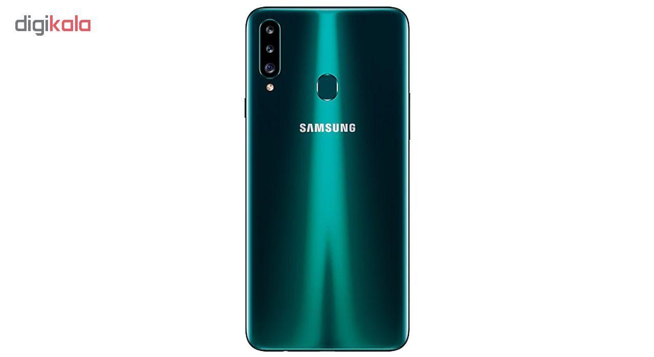 گوشی موبایل سامسونگ مدل Galaxy A20s SM-A207F/DS دو سیم کارت ظرفیت 32 گیگابایت main 1 11