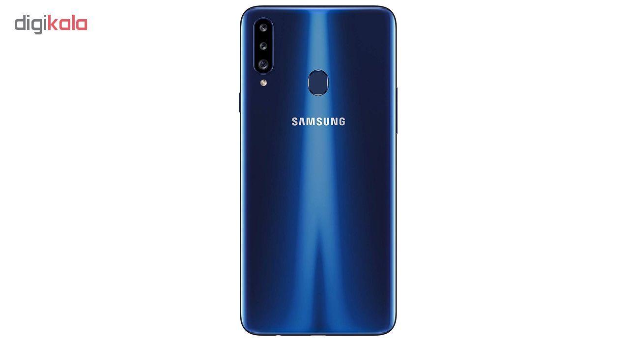 گوشی موبایل سامسونگ مدل Galaxy A20s SM-A207F/DS دو سیم کارت ظرفیت 32 گیگابایت main 1 6