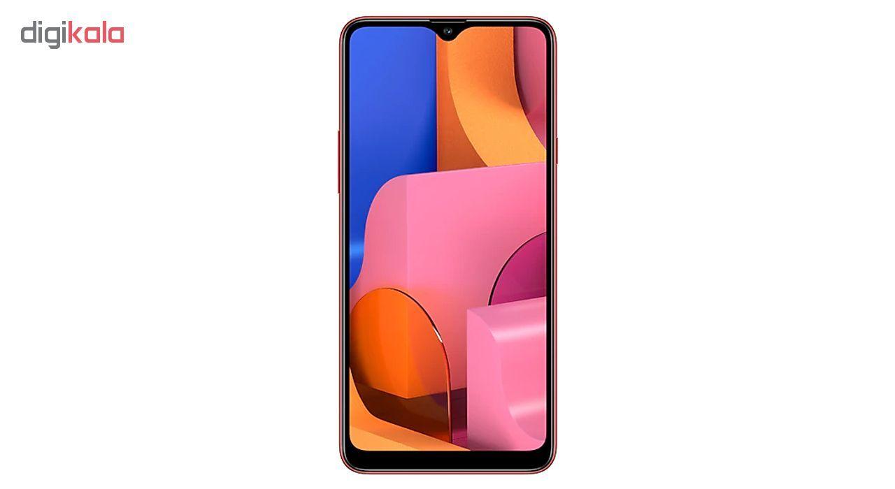 گوشی موبایل سامسونگ مدل Galaxy A20s SM-A207F/DS دو سیم کارت ظرفیت 32 گیگابایت main 1 7