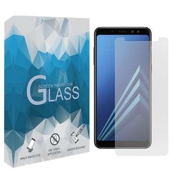 محافظ صفحه نمایش مدل TGSP مناسب برای گوشی موبایل سامسونگ Galaxy A8 Plus 2018