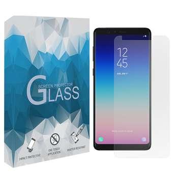 محافظ صفحه نمایش مدل TGSP مناسب برای گوشی موبایل سامسونگ Galaxy A8 Star / A9 Star