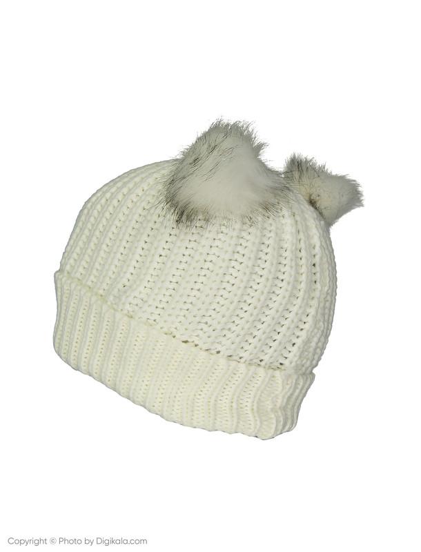 کلاه زنانه کالینز مدل CL1036875-ECRU
