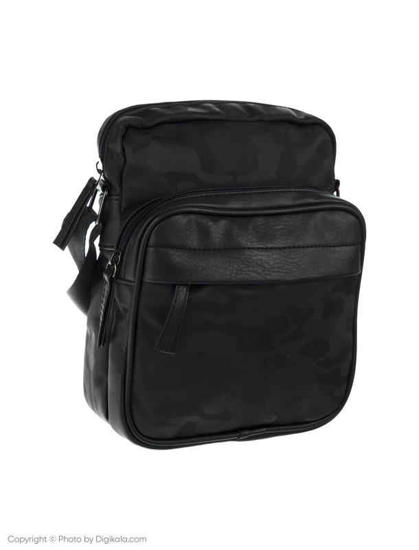 کیف رودوشی مردانه کالینز مدل CL1032175-BLACK