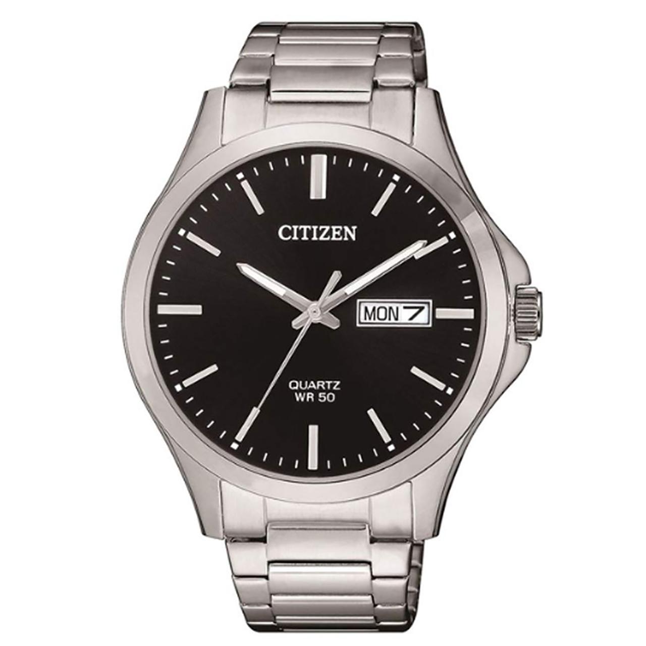 کد تخفیف                                      ساعت مچی عقربه ای مردانه سیتی زن کد BF2001-80E