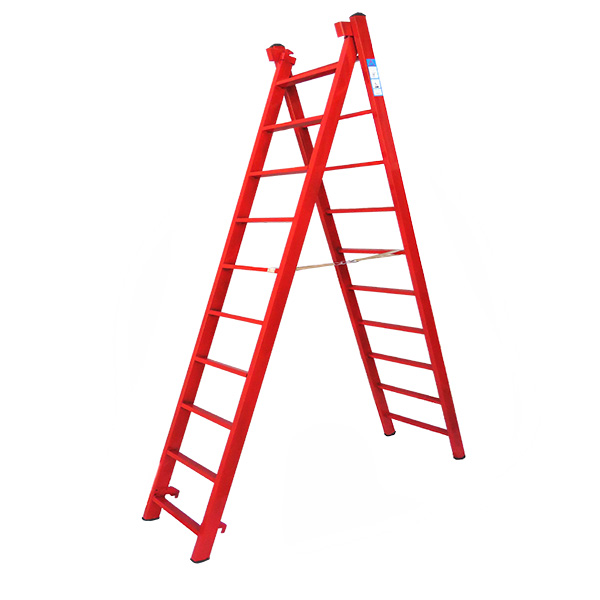 نردبان 20 پله آلومینیوم صنعت کد 520