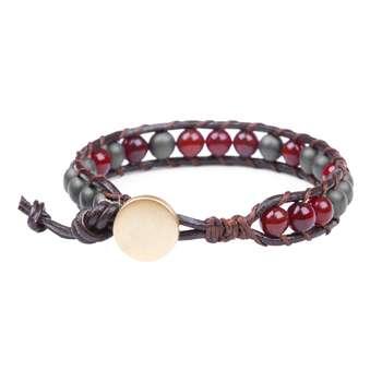 دستبند زنانه ریسه گالری کد Ri3-H1009R