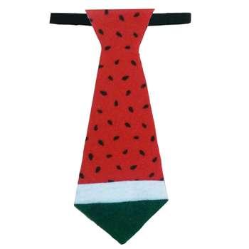 کراوات پسرانه طرح هندوانه مدل 105