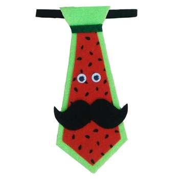 کراوات پسرانه طرح هندوانه مدل 108