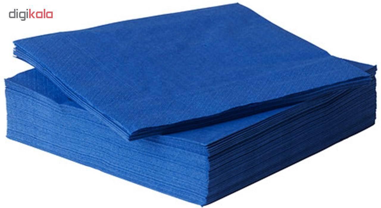 دستمال سفره مدل M2 بسته 100 عددی main 1 2