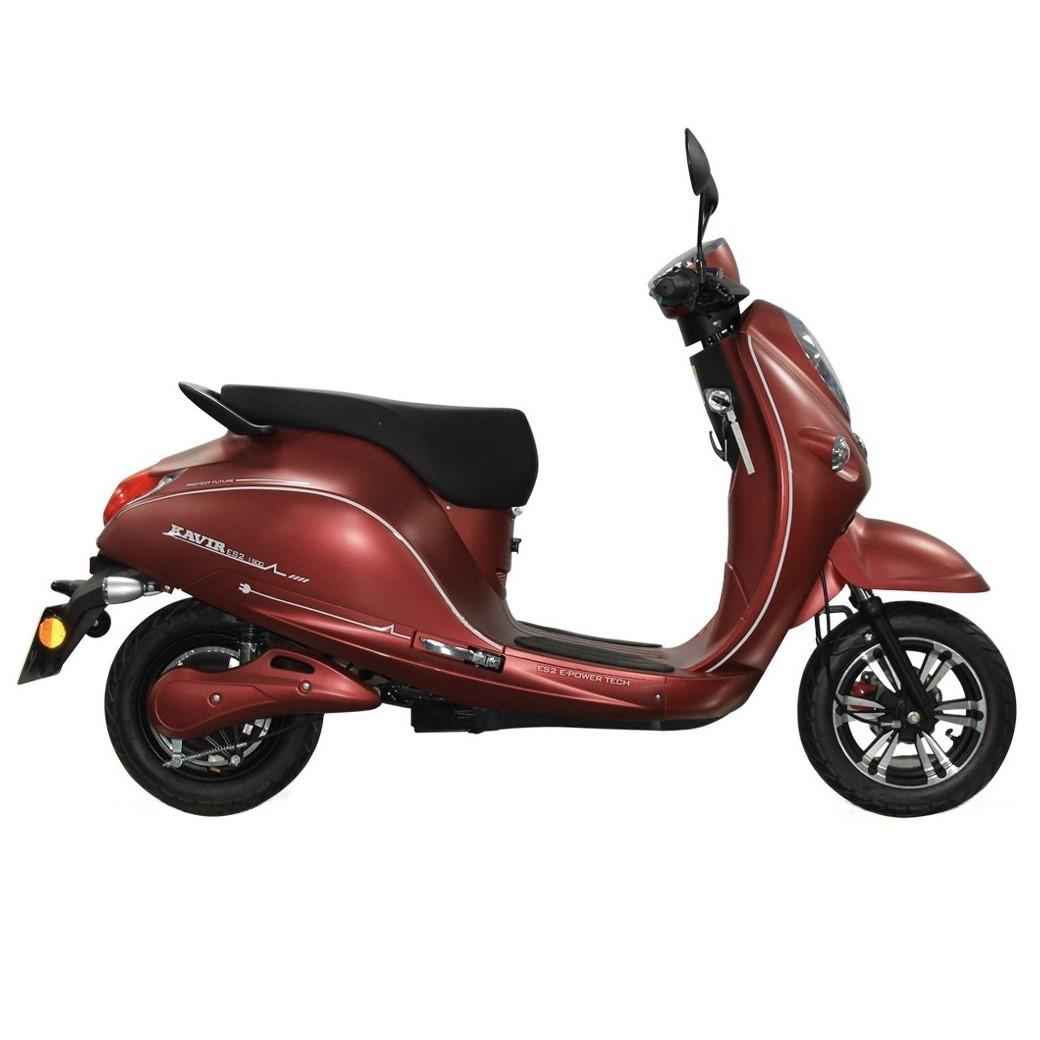 موتورسیکلت برقی کویر مدل ES2 1500