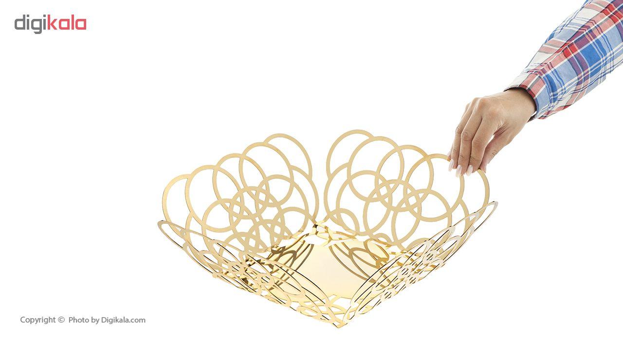 ظرف سرو ال اف دیزاین مدل Basket BU200G