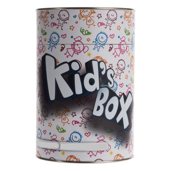 اسباب بازی شانسی کیدز باکس مدل 001