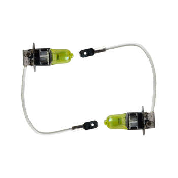 لامپ هالوژن خودرو مدل YH03CL بسته دو عددی