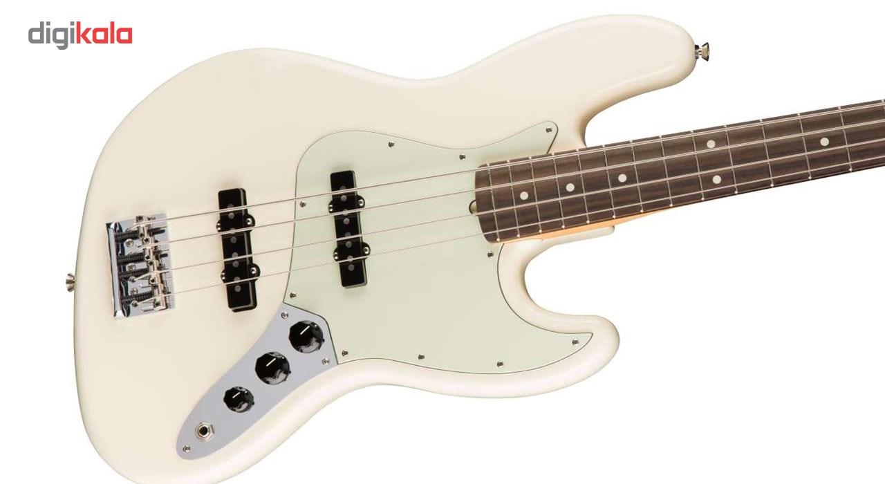 قیمت                      گیتار باس فندر مدل Fender American Professional Jazz Bass RW OWT              ⭐️⭐️⭐️