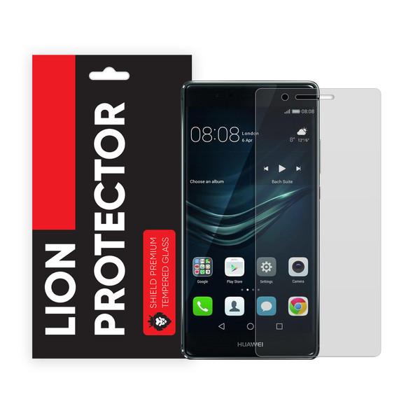 محافظ صفحه نمایش شیلد مدل Lion SG مناسب برای گوشی موبایل هوآوی P9