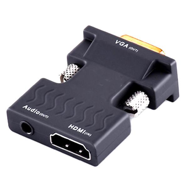 مبدل HDMI به VGA /AUX مدل MN