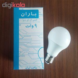 لامپ ال ای دی 9 وات باران مدل L093 پایه E27