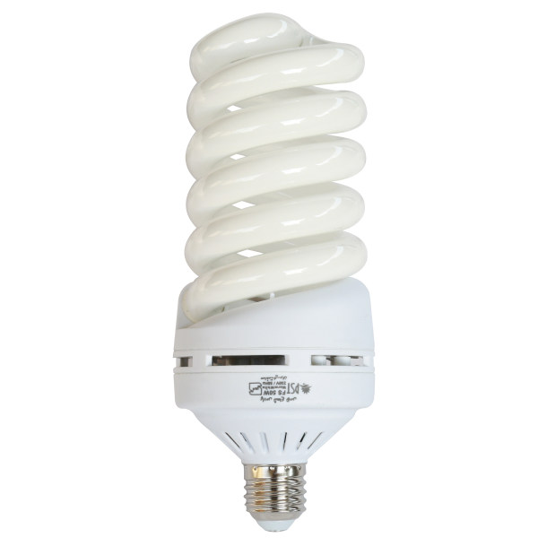لامپ کم مصرف 50 وات پارس شعاع توس مدل FS50 پایه E27