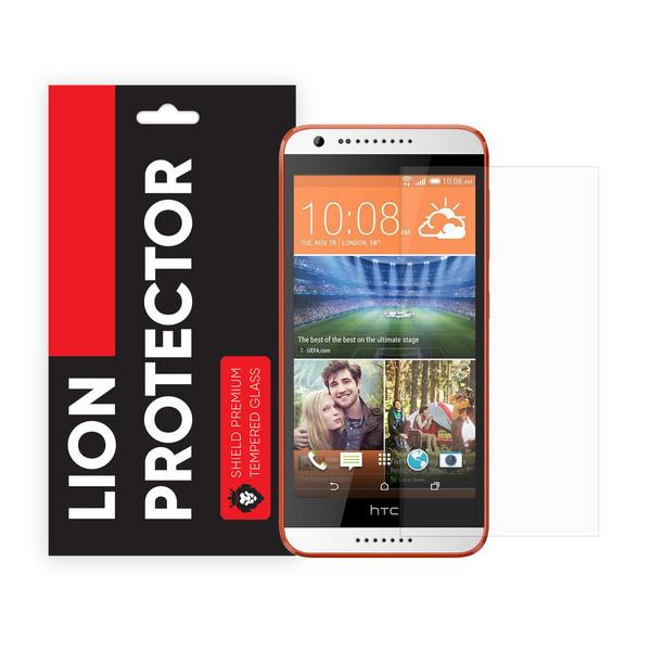 محافظ صفحه نمایش شیلد مدل Lion SG مناسب برای گوشی موبایل اچ تی سی Desire 620