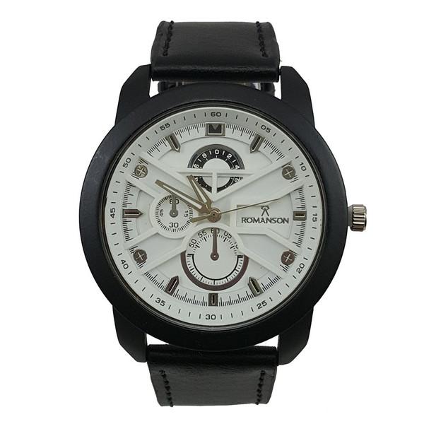 ساعت مچی عقربه ای مردانه رومانسون مدل W-100