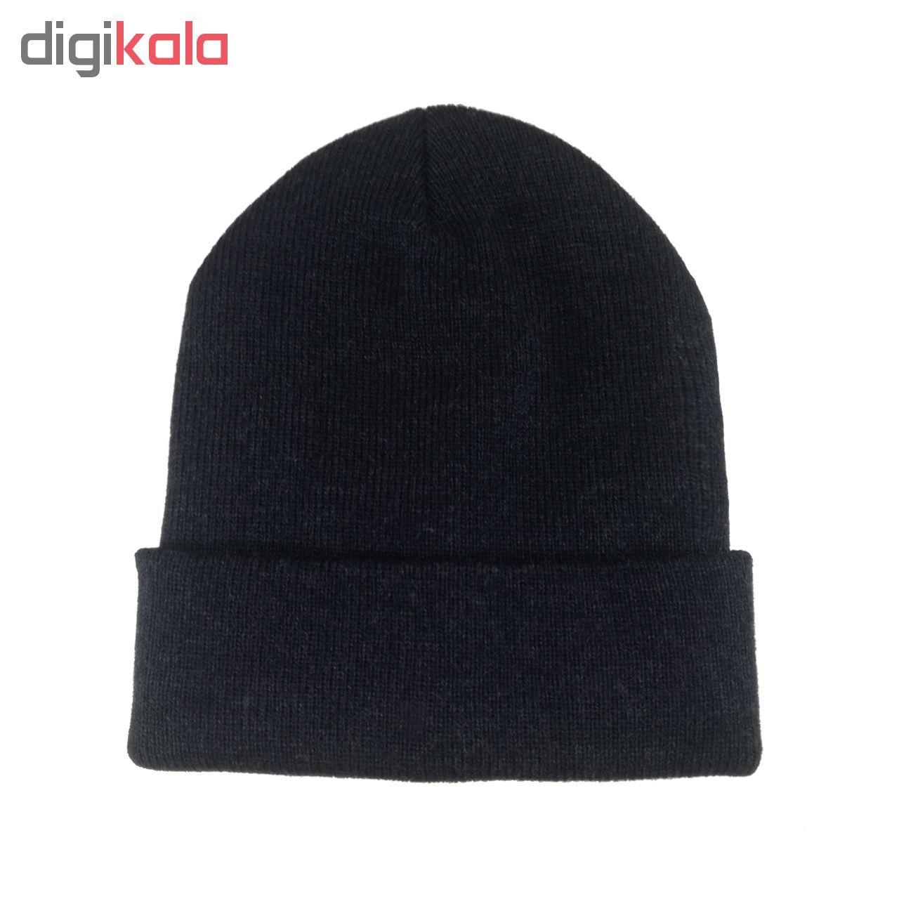کلاه بافتنی کد M61 main 1 1